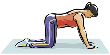 Illustration of starting position