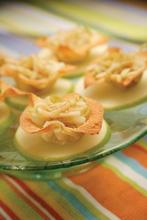 Small apple tarts